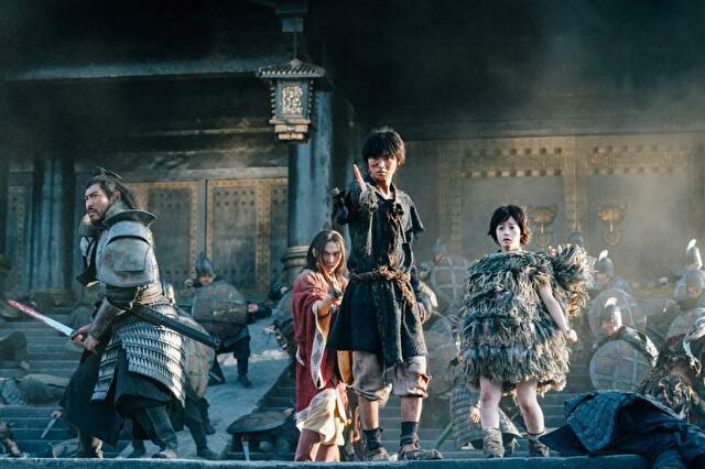 キングダム2 映画 公開日 いつ 延期 上映期間 中止 予想