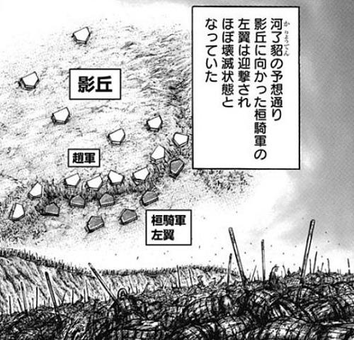 岳白公 がくはくこう 影丘の戦い 史実 実在 王賁 飛信隊 攻略